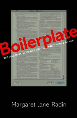 Boilerplate (BOK)