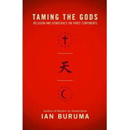 Produktbilde for Taming the Gods (BOK)