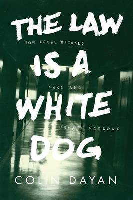 Law Is a White Dog (BOK)