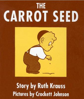 The Carrot Seed (BOK)
