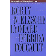 Postmodern Philosophy and Law (BOK)