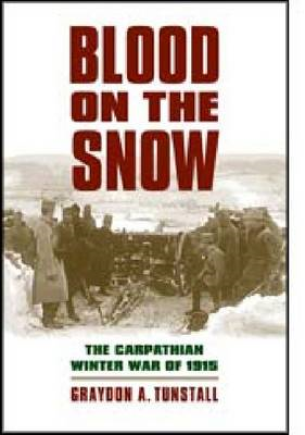 Blood on the Snow: The Carpathian Winter War of 1915 (BOK)
