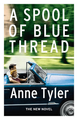 Spool of Blue Thread (BOK)
