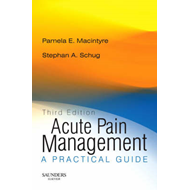 Acute Pain Management - Rights Reverted (BOK)