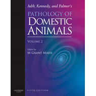 Jubb, Kennedy & Palmer's Pathology of Domestic Animals (BOK)
