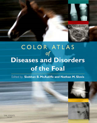 Color Atlas of Diseases and Disorders of the Foal (BOK)