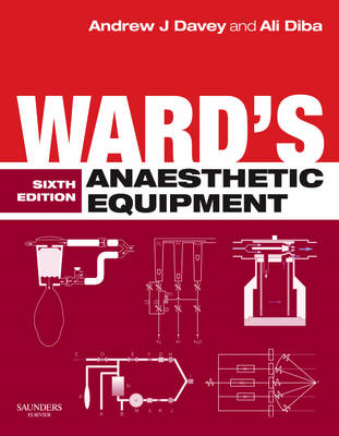 Ward's Anaesthetic Equipment (BOK)