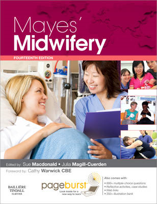 Mayes' Midwifery: A Textbook for Midwives (BOK)