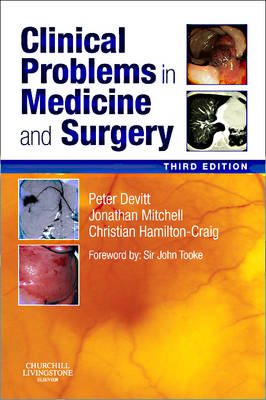 Clinical Problems in Medicine and Surgery (BOK)