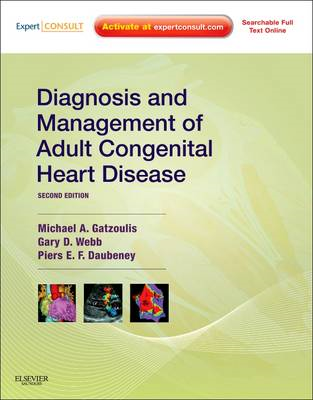 Diagnosis and Management of Adult Congenital Heart Disease (BOK)