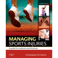 Managing Sports Injuries (BOK)