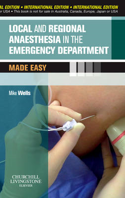 Local and Regional Anaesthesia in the Emergency Department M (BOK)