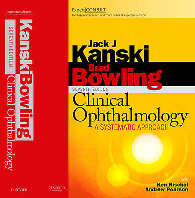 Clinical Ophthalmology: a Systematic Approach: Expert Consult (BOK)