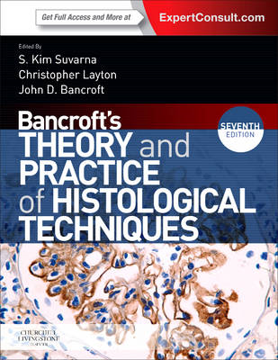 Bancroft's Theory and Practice of Histological Techniques (BOK)