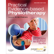 Practical Evidence-Based Physiotherapy: WITH Pageburst Access (BOK)