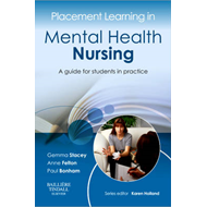 Placement Learning in Mental Health Nursing (BOK)