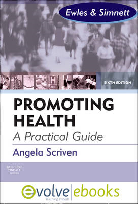 Promoting Health: A Practical Guide (BOK)