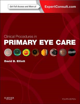 Clinical Procedures in Primary Eye Care (BOK)