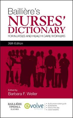 Bailliere's Nurses' Dictionary (BOK)