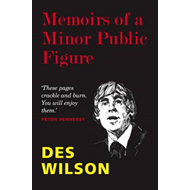 Memoirs of a Minor Public Figure (BOK)
