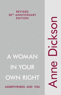 Woman In Your Own Right (BOK)