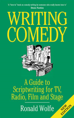 Writing Comedy (BOK)