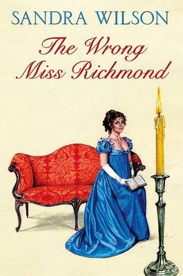 The Wrong Miss Richmond (BOK)