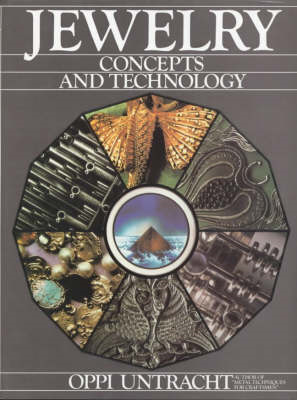 Jewelry Concepts and Technology (BOK)
