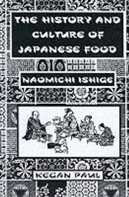 History and Culture of Japanese Food (BOK)