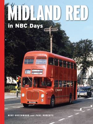 Midland Red in NBC Days (BOK)