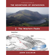 A Pictorial Guide to the Mountains of Snowdonia: No. 2: Western Peaks (BOK)