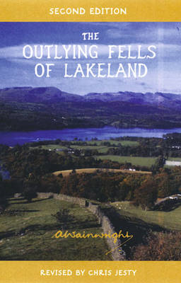 The Outlying Fells of Lakeland: Pictorial Guides to the Lakeland Fells (Lake District & Cumbria) (BOK)
