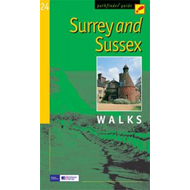 Surrey and Sussex: Walks (BOK)
