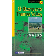 Chilterns and Thames Valley: Walks (BOK)
