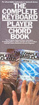 The Complete Keyboard Player: Chord Book (BOK)