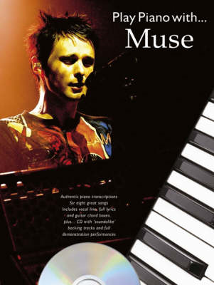 Play Piano With... Muse (BOK)