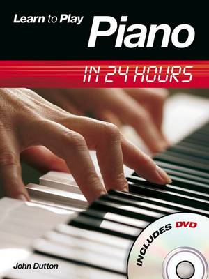 Learn to Play Piano in 24 Hours (BOK)