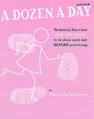 Dozen A Day Mini Book (BOK)