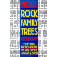 More Rock Family Trees (BOK)