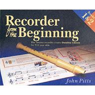 Recorder from the Beginning: The Famous Recorder Course for 7-11 Year Olds: Bks. 1 & 2 (BOK)