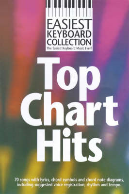 Easiest Keyboard Collection: Top Chart Hits (BOK)