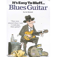 It's Easy to Bluff Blues Guitar (BOK)