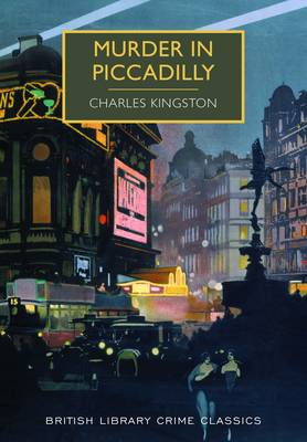 Murder in Piccadilly (BOK)