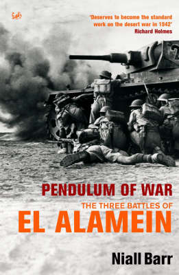 Pendulum of War: Three Battles at El Alamein (BOK)