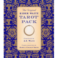Original Rider Waite Tarot Pack (BOK)