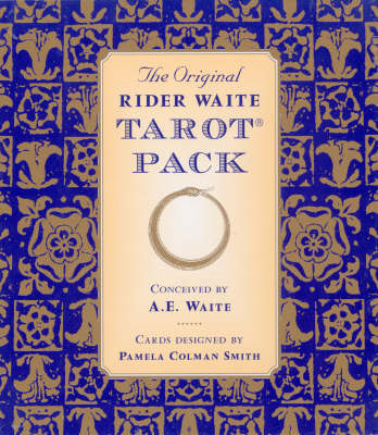 The Original Rider Waite Tarot Pack (BOK)