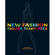 New Fashion Figure Templates new edition (BOK)