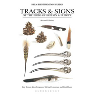 Tracks and Signs of the Birds of Britain and Europe (BOK)