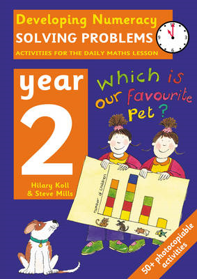 Solving Problems: Year 2: Activities for the Daily Maths Lesson (BOK)