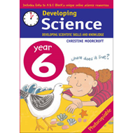 Developing Science: Year 6 (BOK)
